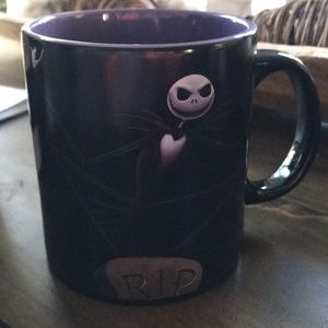 NWT Disney The nightmare before Christmas mug